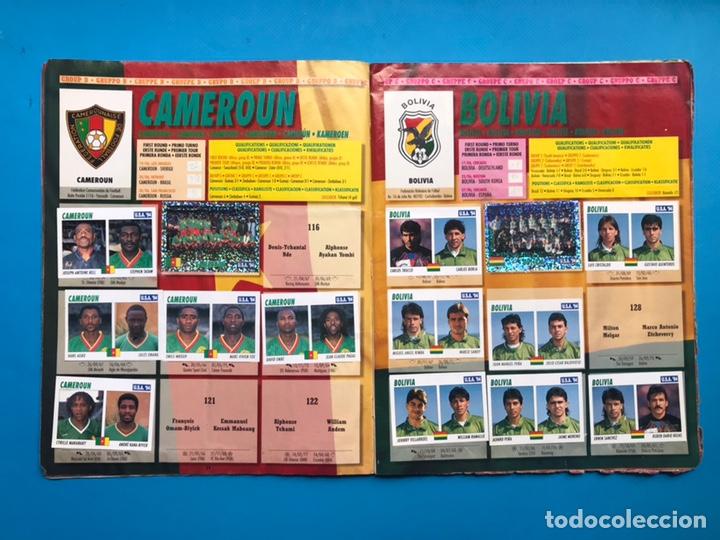 Coleccionismo deportivo: ALBUM CROMOS - MUNDIAL DE FUTBOL USA 94 - SL ITALY - VER DESCRIPCION Y FOTOS - Foto 8 - 160019526