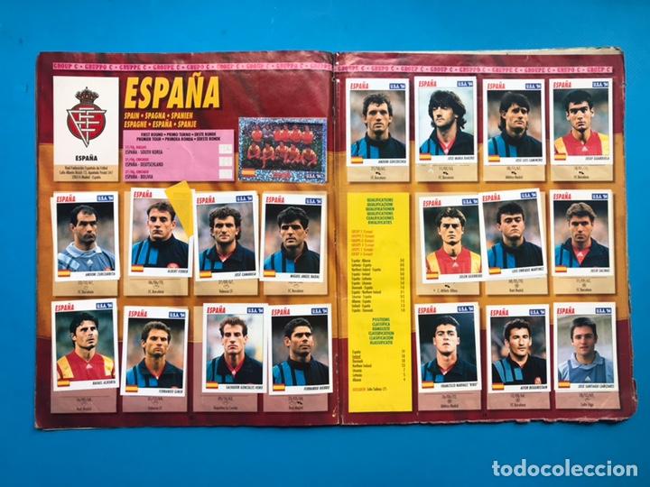 Coleccionismo deportivo: ALBUM CROMOS - MUNDIAL DE FUTBOL USA 94 - SL ITALY - VER DESCRIPCION Y FOTOS - Foto 10 - 160019526