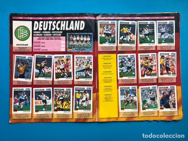 Coleccionismo deportivo: ALBUM CROMOS - MUNDIAL DE FUTBOL USA 94 - SL ITALY - VER DESCRIPCION Y FOTOS - Foto 9 - 160019526