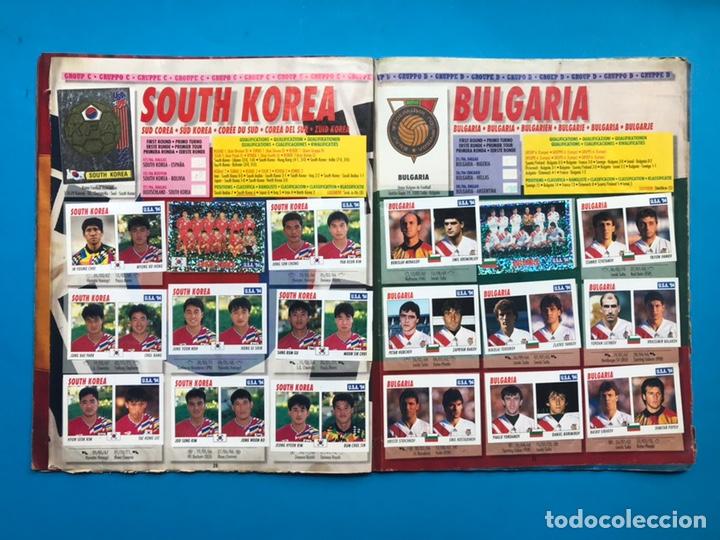 Coleccionismo deportivo: ALBUM CROMOS - MUNDIAL DE FUTBOL USA 94 - SL ITALY - VER DESCRIPCION Y FOTOS - Foto 11 - 160019526