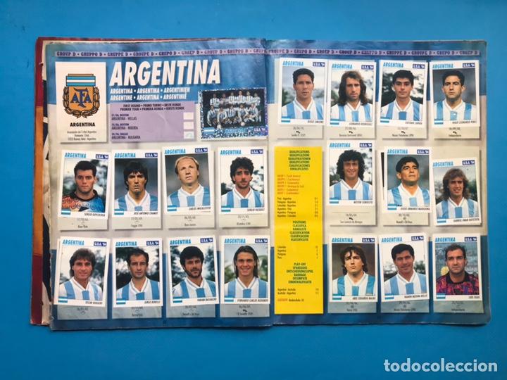 Coleccionismo deportivo: ALBUM CROMOS - MUNDIAL DE FUTBOL USA 94 - SL ITALY - VER DESCRIPCION Y FOTOS - Foto 12 - 160019526