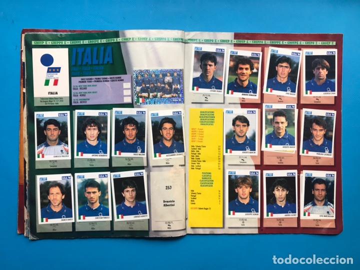 Coleccionismo deportivo: ALBUM CROMOS - MUNDIAL DE FUTBOL USA 94 - SL ITALY - VER DESCRIPCION Y FOTOS - Foto 15 - 160019526