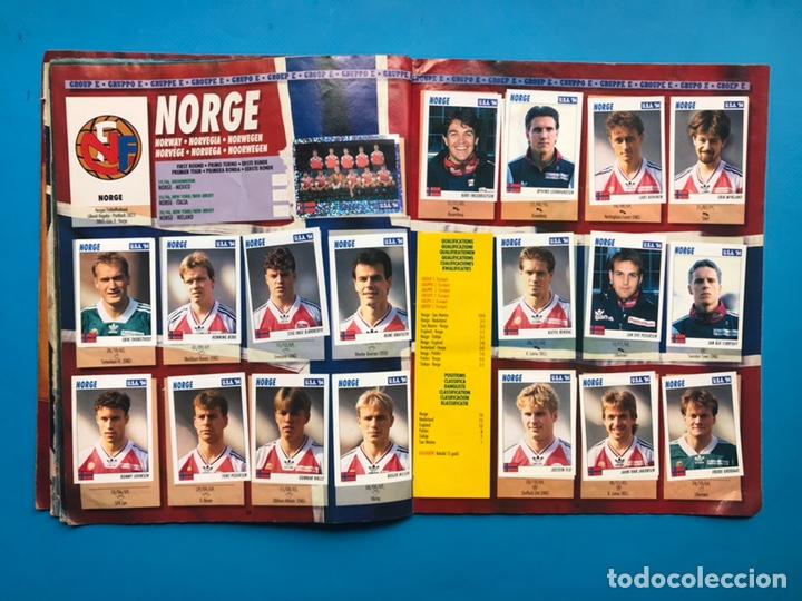Coleccionismo deportivo: ALBUM CROMOS - MUNDIAL DE FUTBOL USA 94 - SL ITALY - VER DESCRIPCION Y FOTOS - Foto 16 - 160019526