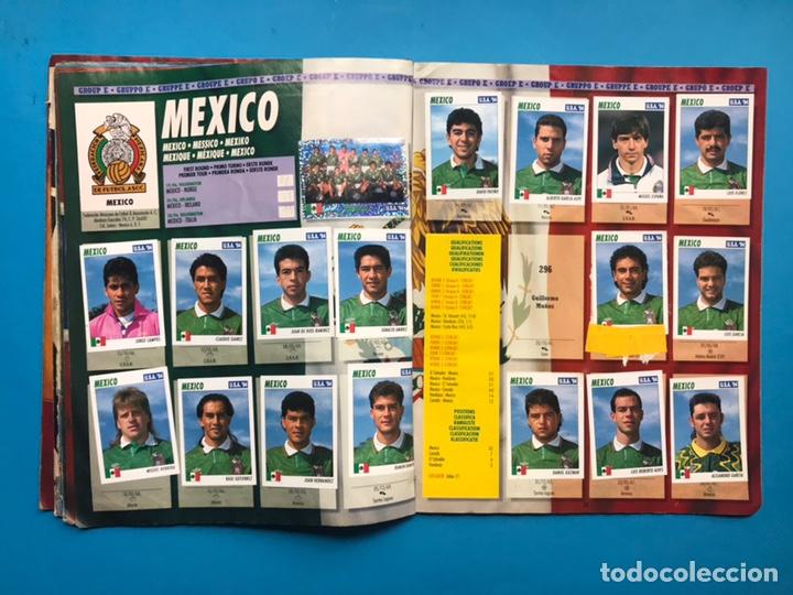 Coleccionismo deportivo: ALBUM CROMOS - MUNDIAL DE FUTBOL USA 94 - SL ITALY - VER DESCRIPCION Y FOTOS - Foto 17 - 160019526