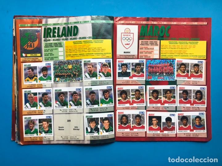 Coleccionismo deportivo: ALBUM CROMOS - MUNDIAL DE FUTBOL USA 94 - SL ITALY - VER DESCRIPCION Y FOTOS - Foto 18 - 160019526