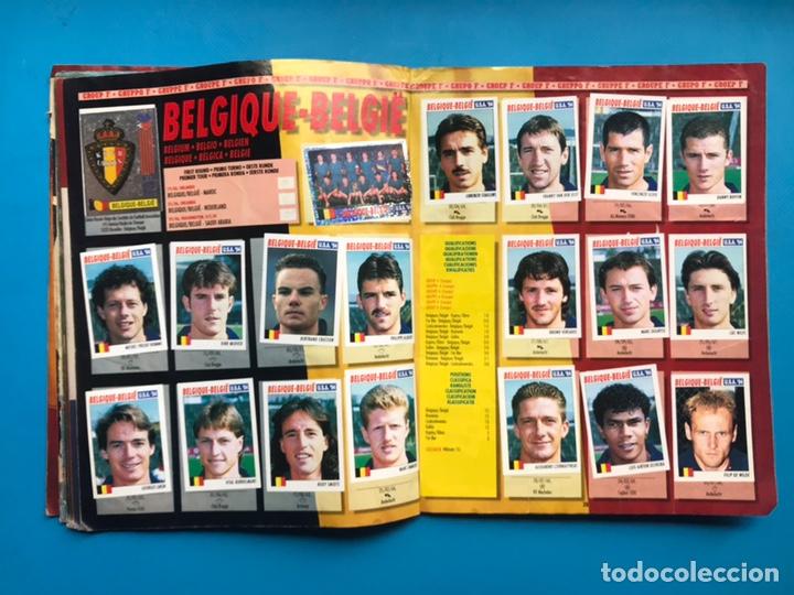 Coleccionismo deportivo: ALBUM CROMOS - MUNDIAL DE FUTBOL USA 94 - SL ITALY - VER DESCRIPCION Y FOTOS - Foto 20 - 160019526