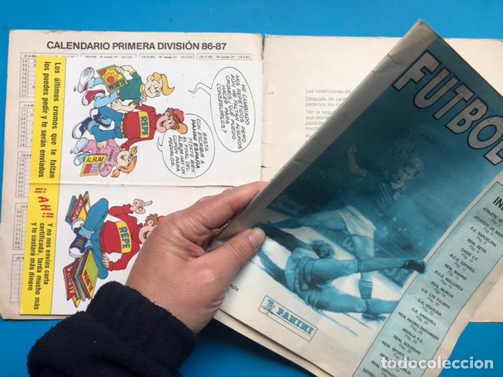 Coleccionismo deportivo: ALBUM CROMOS - FUTBOL 87 - PANINI - VER DESCRIPCION Y FOTOS - Foto 4 - 160075082