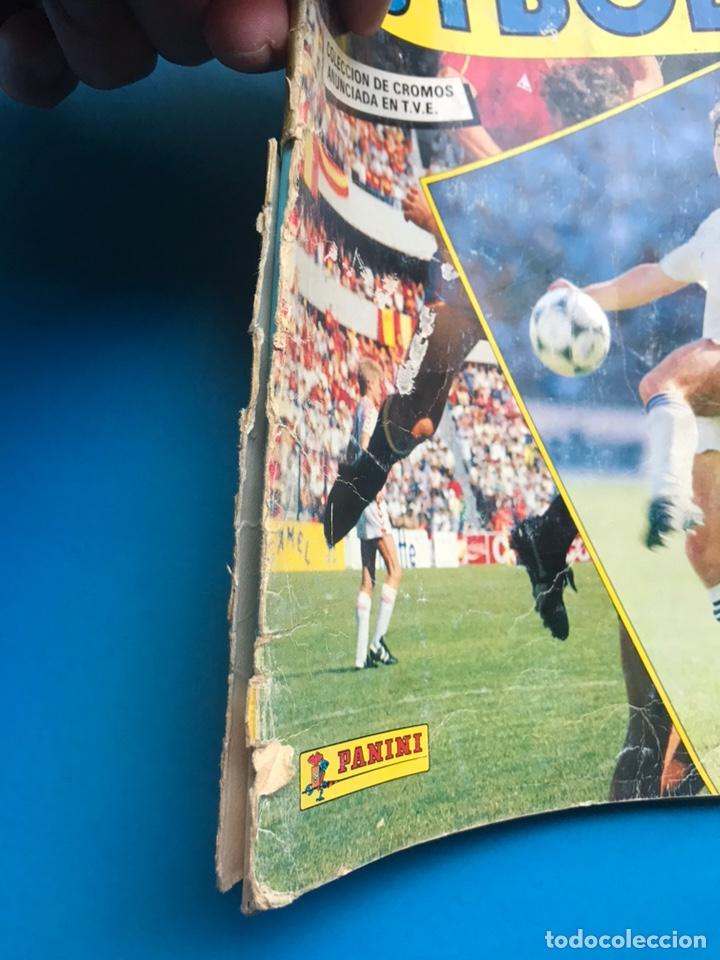 Coleccionismo deportivo: ALBUM CROMOS - FUTBOL 87 - PANINI - VER DESCRIPCION Y FOTOS - Foto 3 - 160075082
