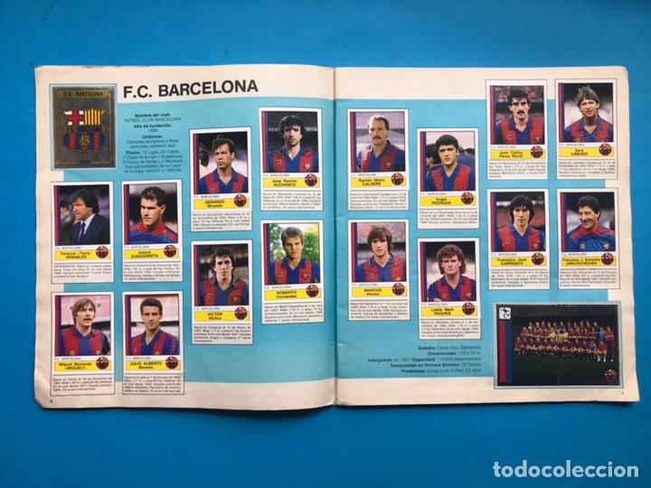 Coleccionismo deportivo: ALBUM CROMOS - FUTBOL 87 - PANINI - VER DESCRIPCION Y FOTOS - Foto 7 - 160075082