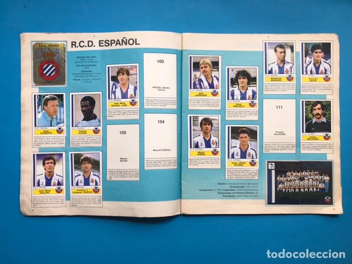 Coleccionismo deportivo: ALBUM CROMOS - FUTBOL 87 - PANINI - VER DESCRIPCION Y FOTOS - Foto 10 - 160075082