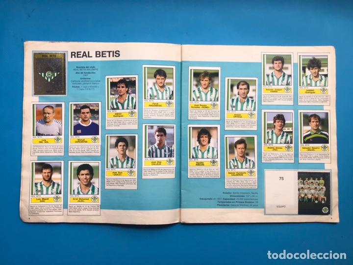 Coleccionismo deportivo: ALBUM CROMOS - FUTBOL 87 - PANINI - VER DESCRIPCION Y FOTOS - Foto 8 - 160075082