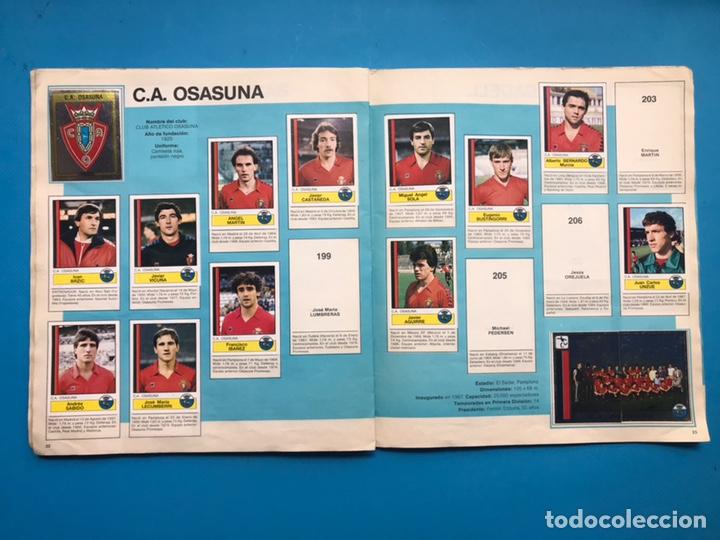 Coleccionismo deportivo: ALBUM CROMOS - FUTBOL 87 - PANINI - VER DESCRIPCION Y FOTOS - Foto 15 - 160075082