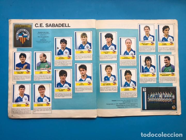 Coleccionismo deportivo: ALBUM CROMOS - FUTBOL 87 - PANINI - VER DESCRIPCION Y FOTOS - Foto 16 - 160075082