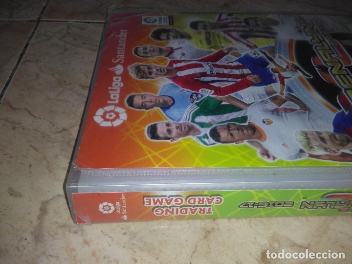 Coleccionismo deportivo: Album futbol Adrenalyn 2016 2017 vacio trading cards - Foto 5 - 160363958