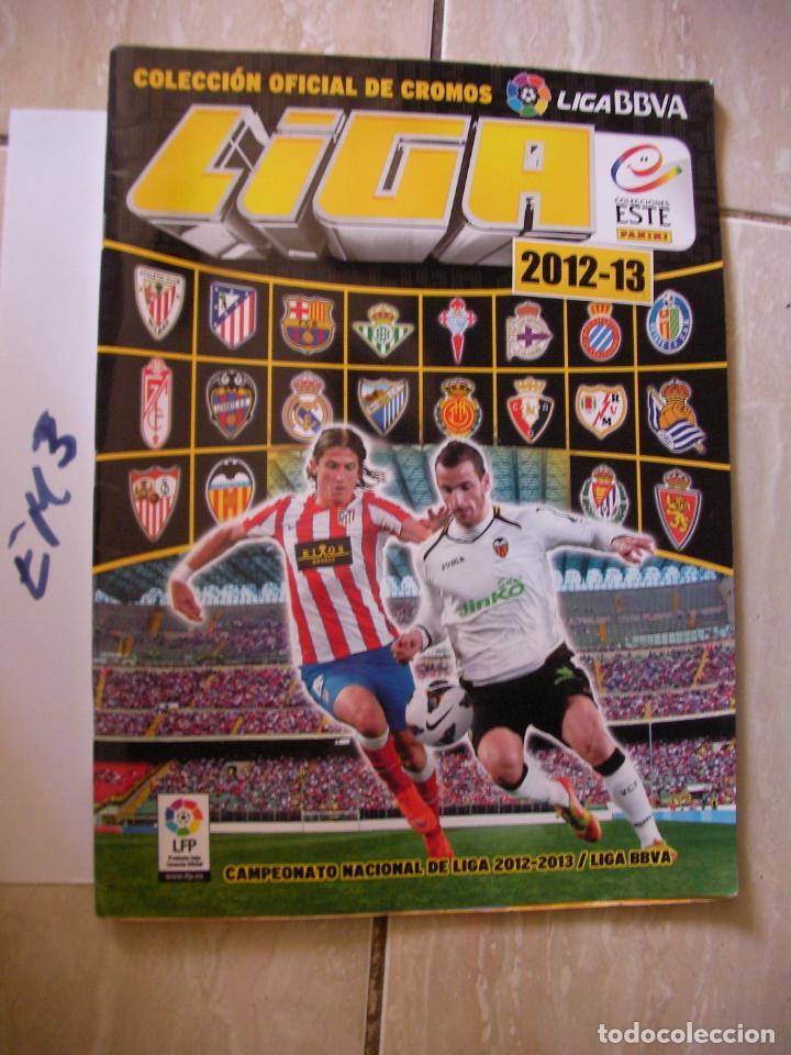 ALBUM FUTBOL INCOMPLETO (POCOS CROMOS) (Coleccionismo Deportivo - Álbumes y Cromos de Deportes - Álbumes de Fútbol Incompletos)
