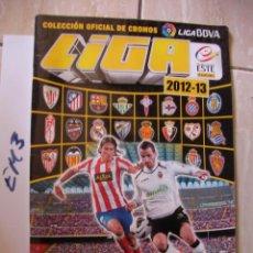 Coleccionismo deportivo: ALBUM FUTBOL INCOMPLETO (POCOS CROMOS). Lote 160417278