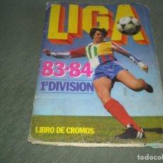 Coleccionismo deportivo: LIGA 83-84 DE ESTE. Lote 160472646