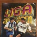 Coleccionismo deportivo: ALBUM INCOMPLETO. ESTE - LIGA 2000- 2001. 190 CROMOS, VER FOTOS Y LEER ANUNCIO.. Lote 160720078