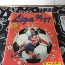 Coleccionismo deportivo: ALBUM INCOMPLETO (417DE467) DE CROMOS PANINI LIGA 1997 1998 97/98. Lote 160725640