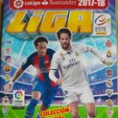 Coleccionismo deportivo: EDICIONES ESTE 2017-18 COMPLETO ( FALTAN ALGUNAS B). Lote 160742030