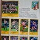 Coleccionismo deportivo: ALBUM CROMOS AÑOS 80 AS CREO QUE LA TEMPORADA 87-88 . Lote 160743458