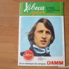 Coleccionismo deportivo: ALBUM FUTBOL A MUNICH CON XIBECA SPORT 73 74 CON 147 CROMOS - LIGA 1973 1974. Lote 174268332