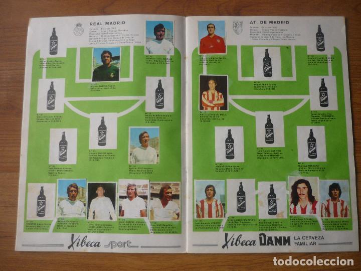 Coleccionismo deportivo: ALBUM FUTBOL A MUNICH CON XIBECA SPORT 73 74 CON 147 CROMOS - LIGA 1973 1974 - Foto 4 - 174268332