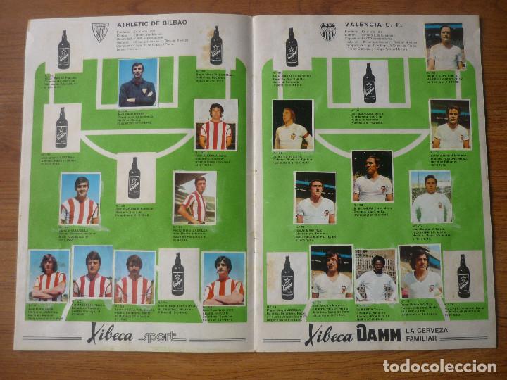 Coleccionismo deportivo: ALBUM FUTBOL A MUNICH CON XIBECA SPORT 73 74 CON 147 CROMOS - LIGA 1973 1974 - Foto 5 - 174268332