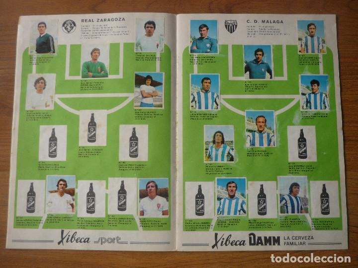 Coleccionismo deportivo: ALBUM FUTBOL A MUNICH CON XIBECA SPORT 73 74 CON 147 CROMOS - LIGA 1973 1974 - Foto 6 - 174268332