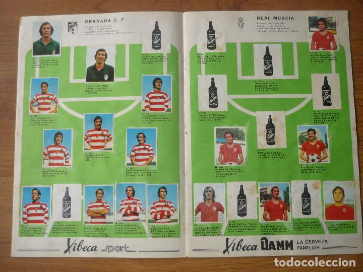 Coleccionismo deportivo: ALBUM FUTBOL A MUNICH CON XIBECA SPORT 73 74 CON 147 CROMOS - LIGA 1973 1974 - Foto 7 - 174268332