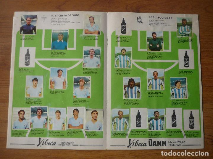 Coleccionismo deportivo: ALBUM FUTBOL A MUNICH CON XIBECA SPORT 73 74 CON 147 CROMOS - LIGA 1973 1974 - Foto 8 - 174268332