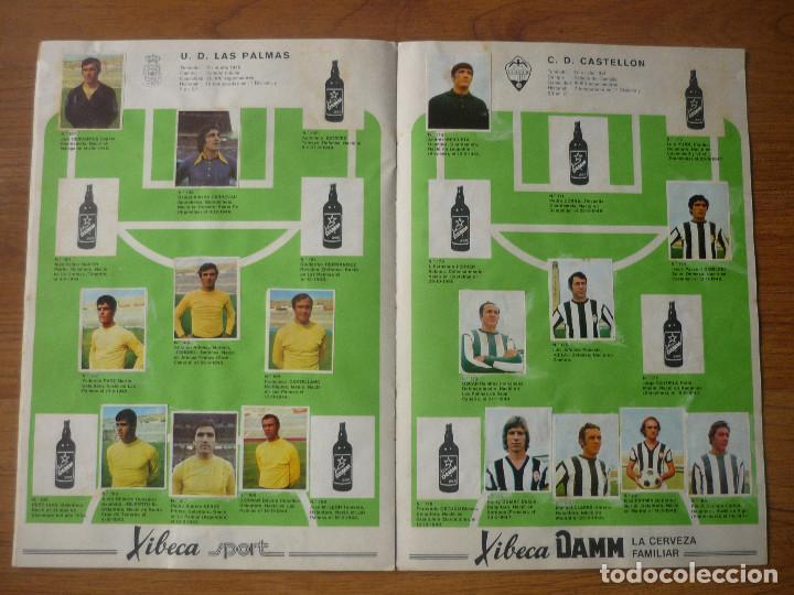 Coleccionismo deportivo: ALBUM FUTBOL A MUNICH CON XIBECA SPORT 73 74 CON 147 CROMOS - LIGA 1973 1974 - Foto 9 - 174268332