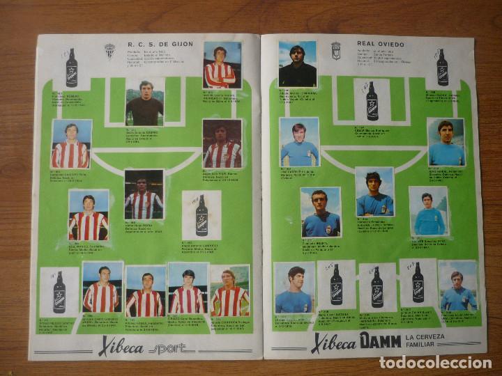 Coleccionismo deportivo: ALBUM FUTBOL A MUNICH CON XIBECA SPORT 73 74 CON 147 CROMOS - LIGA 1973 1974 - Foto 10 - 174268332