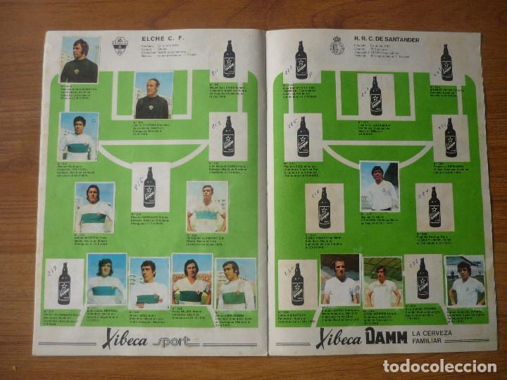 Coleccionismo deportivo: ALBUM FUTBOL A MUNICH CON XIBECA SPORT 73 74 CON 147 CROMOS - LIGA 1973 1974 - Foto 11 - 174268332