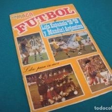 Coleccionismo deportivo: ALBUM FUTBOL MAGA 78-79. Lote 161712046