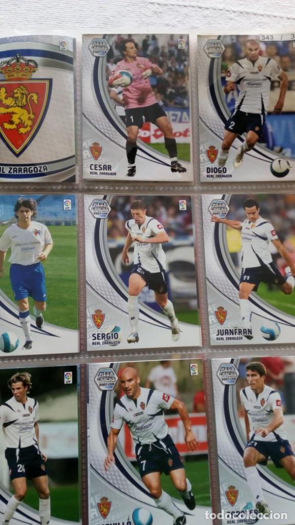 Coleccionismo deportivo: COLECCION OFICIAL PANINI /Mega Cracks 2007-2008 /Mas de 500 Cromos - Foto 12 - 162042958