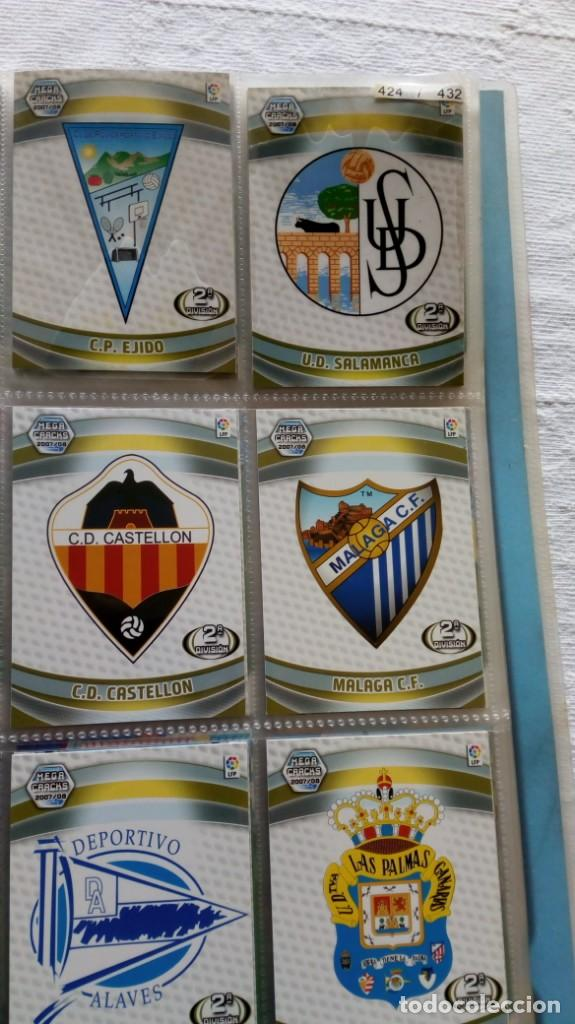 Coleccionismo deportivo: COLECCION OFICIAL PANINI /Mega Cracks 2007-2008 /Mas de 500 Cromos - Foto 18 - 162042958