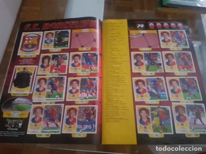 Coleccionismo deportivo: Liga 2009 - 2010 este .. faltan unos 100 cromos - Foto 2 - 162457722