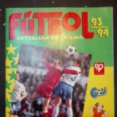 Coleccionismo deportivo: FÚTBOL ESTRELLAS DE LA LIGA 93-94. Lote 162657601