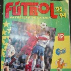 Coleccionismo deportivo: FÚTBOL ESTRELLAS DE LA LIGA 93-94. Lote 162657742