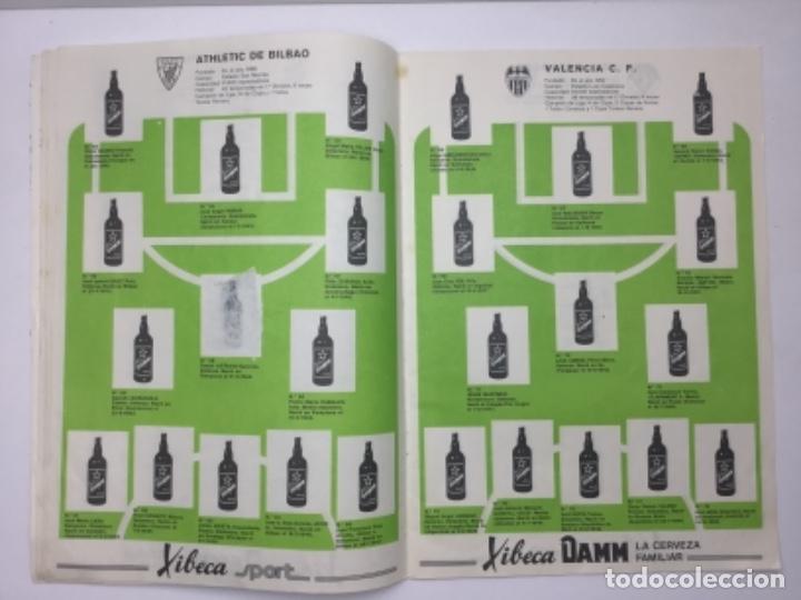 Coleccionismo deportivo: ALBUM DAMM XIBECA SPORT - 1º DIVISIÓN Y SELECCIONES MUNICH - INCOMPLETO - AÑOS 70 - Foto 6 - 162693366
