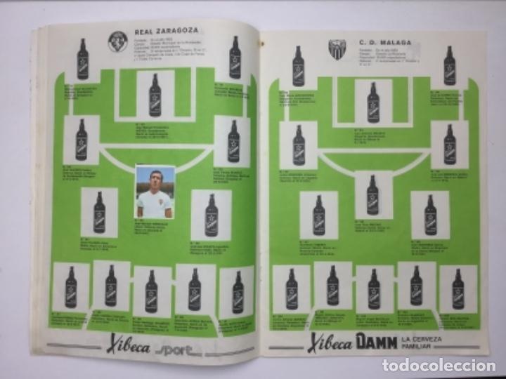 Coleccionismo deportivo: ALBUM DAMM XIBECA SPORT - 1º DIVISIÓN Y SELECCIONES MUNICH - INCOMPLETO - AÑOS 70 - Foto 7 - 162693366