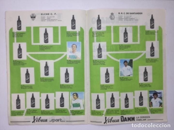 Coleccionismo deportivo: ALBUM DAMM XIBECA SPORT - 1º DIVISIÓN Y SELECCIONES MUNICH - INCOMPLETO - AÑOS 70 - Foto 12 - 162693366