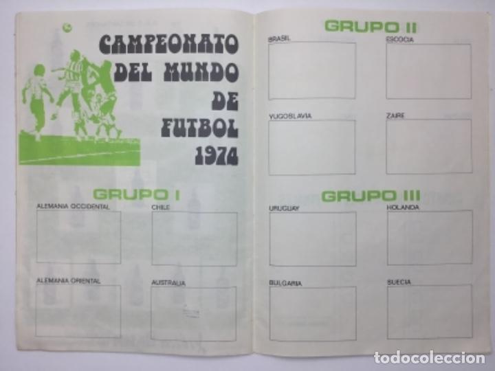 Coleccionismo deportivo: ALBUM DAMM XIBECA SPORT - 1º DIVISIÓN Y SELECCIONES MUNICH - INCOMPLETO - AÑOS 70 - Foto 13 - 162693366