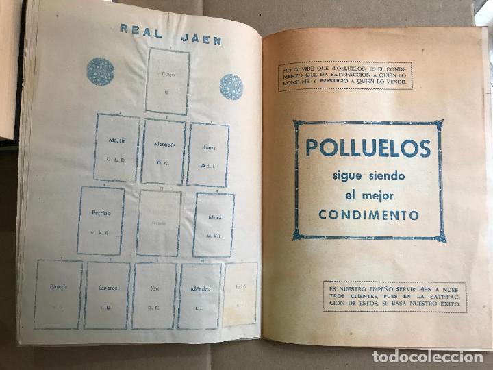 Coleccionismo deportivo: Album de cromos de futbol polluelos 5 con 47 cromos - Foto 11 - 162806098