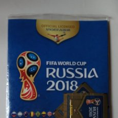 Coleccionismo deportivo: ÁLBUM FIFA WORLD CUP RUSSIA 2018 - PANINI - SIN ABRIR - RUSIA 2018. Lote 207263141