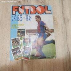 Coleccionismo deportivo: ALBUM LISEL 85/86. Lote 162853182
