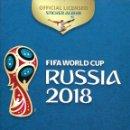 Coleccionismo deportivo: ALBUM DE CROMOS DEL MUNDIAL DE RUSIA DE 2018 CON 199 CROMOS. Lote 162876898