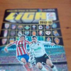 Coleccionismo deportivo: ALBUM DE FUTBOL. LIGA ESTE 2012 2013 EST1B1. Lote 163500514