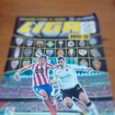 Coleccionismo deportivo: ALBUM DE FUTBOL LIGA ESTE 2012 2013. EST1B1. Lote 163500750